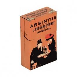 Krabička na cigarety Absinthe