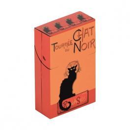 Krabička na cigarety Chat Noir - Kočka