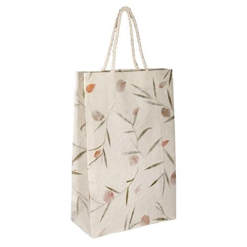 Dárková taška Ruční papír L