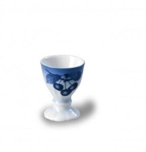 Porcelánové kalíšky 2ks na vejce Thun český porcelán Thun Modré třešně - Cherry