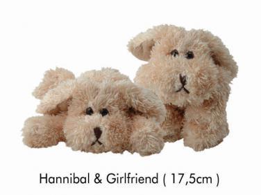 Pejsek Hannibal a Girlfriend