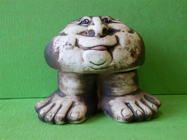 Kámen střední Jazýček nohy