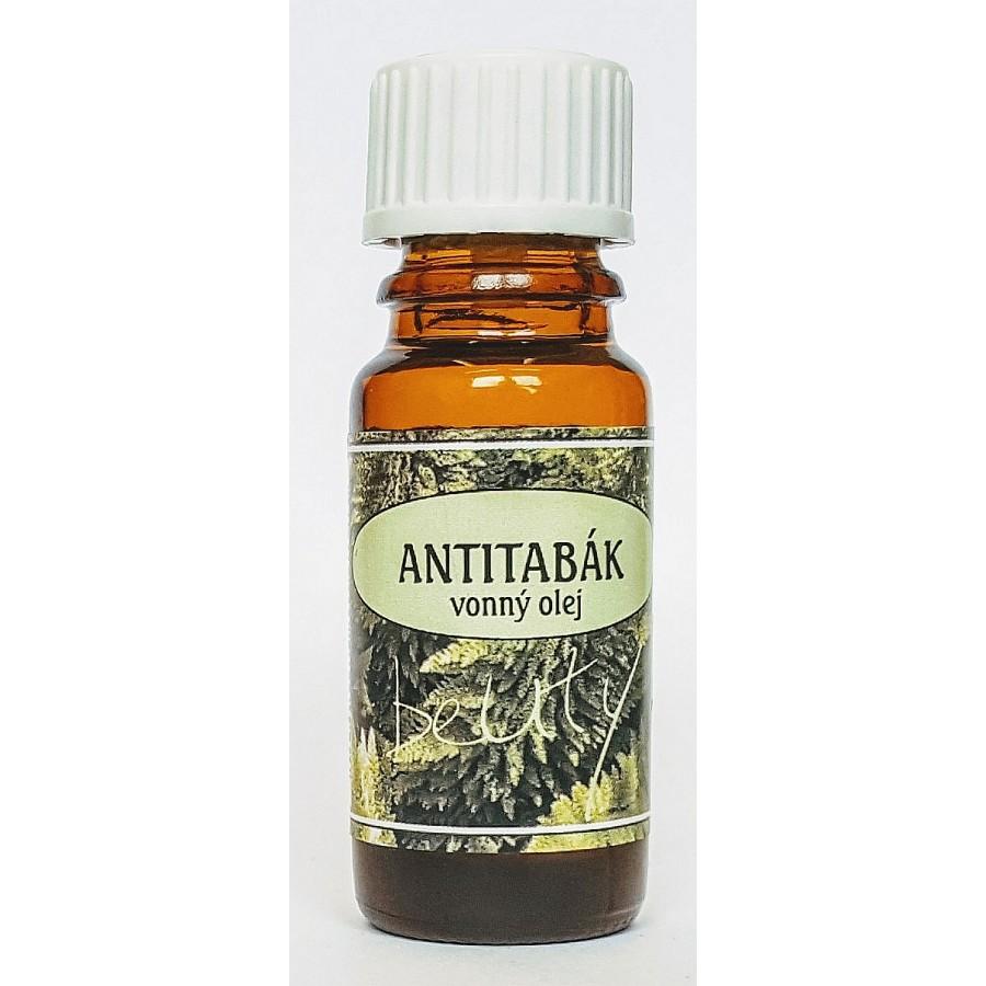 Aromatický vonný olej ESSENTIAL OIL Antitabak 10ml + 10ml 1+1