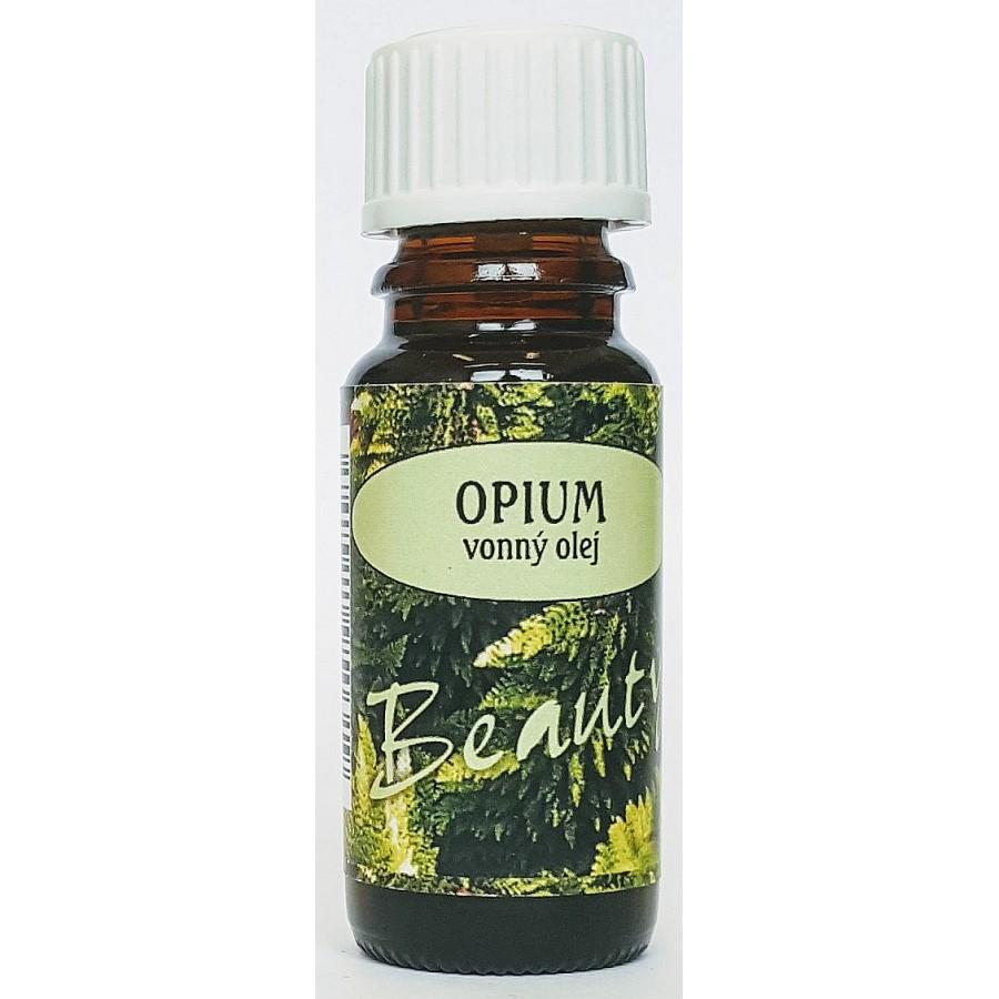Aromatický vonný olej ESSENTIAL OIL Opium 10ml + 10ml 1+1