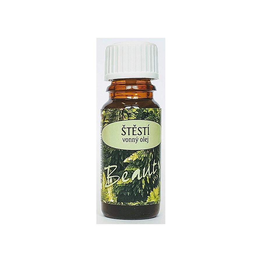 Aromatický vonný olej ESSENTIAL OIL Štěstí 10ml + 10ml 1+1