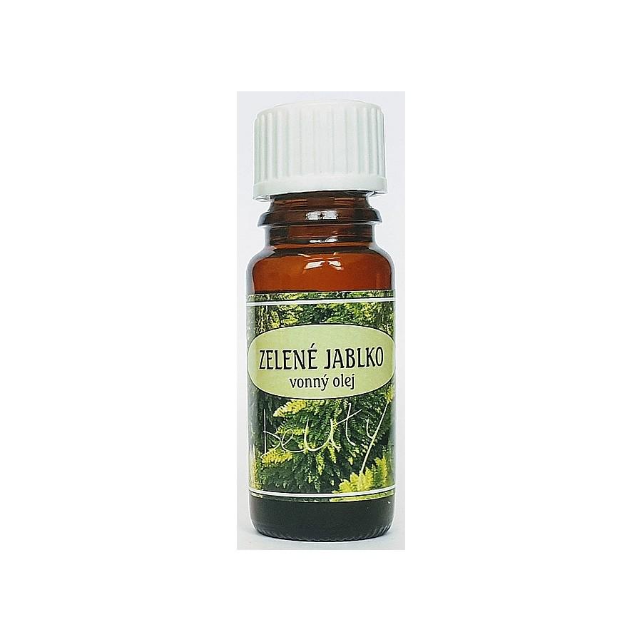 Aromatický vonný olej ESSENTIAL OIL Zelené jablko 10ml + 10ml 1+1
