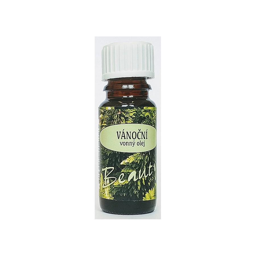 Aromatický vonný olej ESSENTIAL OIL Adventní večer 10ml + 10ml 1+1