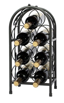 Stojan na víno na 7 lahví