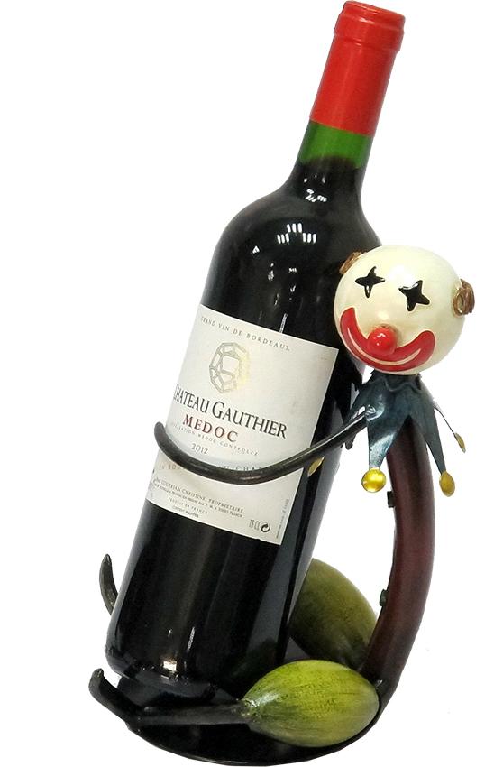 Stojan na víno Klaun
