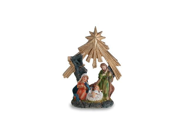 Betlém S Ježíškem v náručí - Svatá rodina