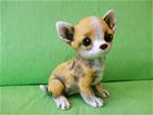 Keramický pes Čivava color