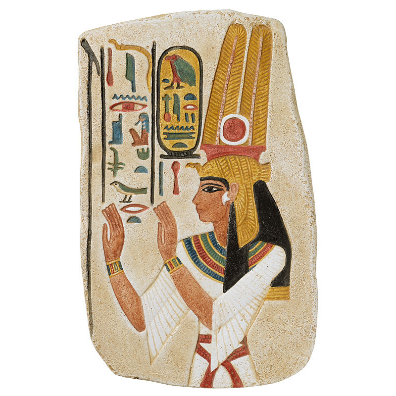 Dekorace na zeď Nefertari
