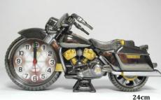 Hodiny Hodiny motorka