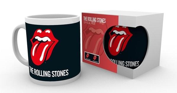 Keramický hrnek The Rolling stones Tattoo
