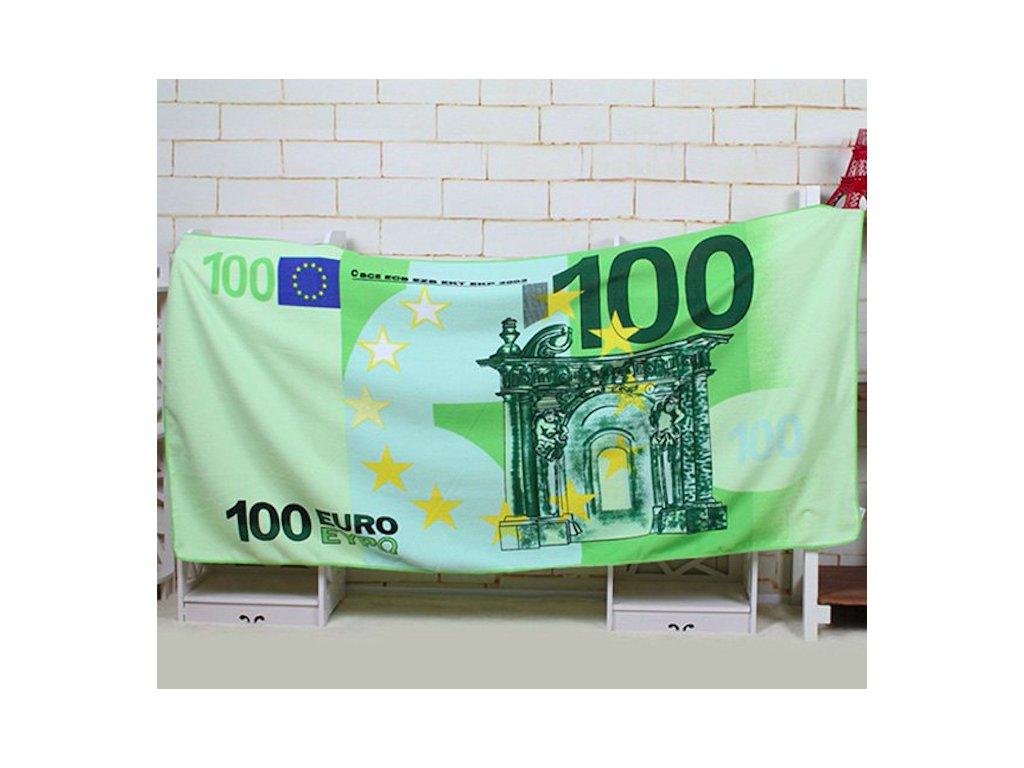 Velká osuška - ručník 100 EUR