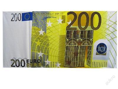 Velká osuška - ručník 200 EUR