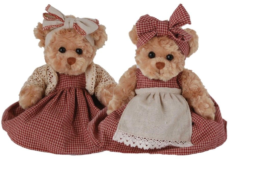 Medvídek Margareta a Rose