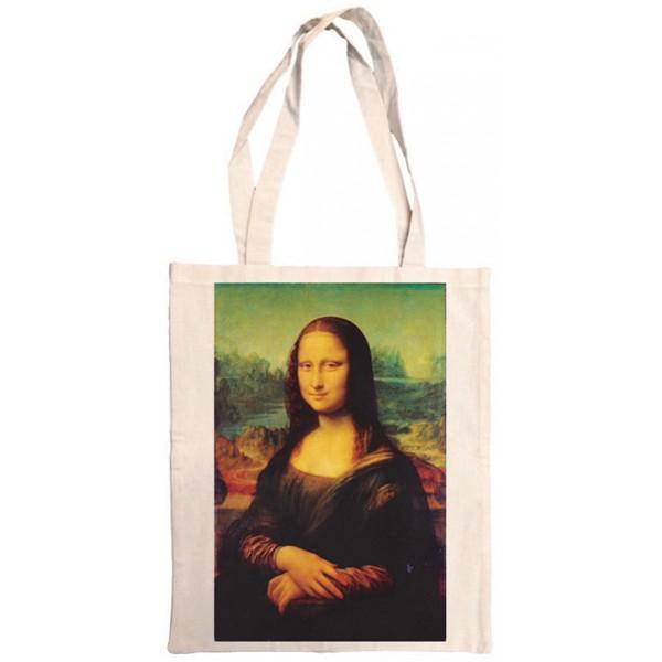 Bavlněná taška Mona Lisa