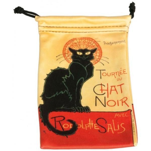 Pytlík na telefon Chat Noir kočka
