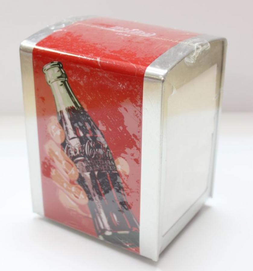 Plechová retro box na ubousky Coca-cola