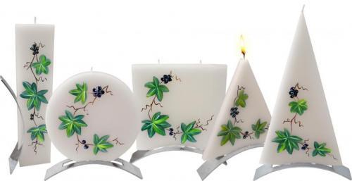 Svíčka Ivy Quatro