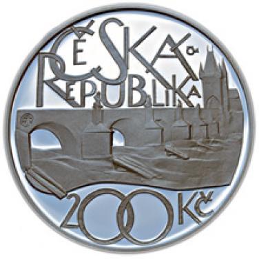 650. výročí položení základního kamene Karlova mostu b.k.