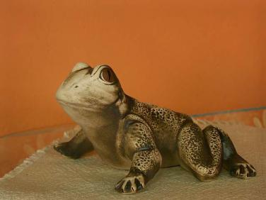 Keramická Žába Skokan