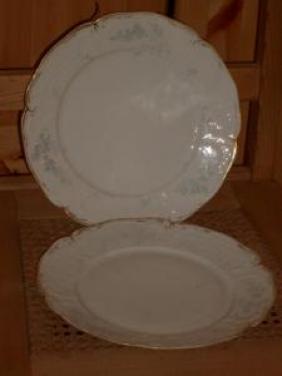 Porcelánový talíř Rosenthal Pomněnky