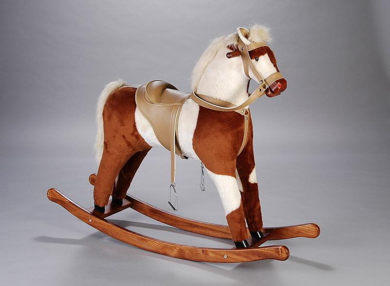 Houpací kůň Sioux (Siux)