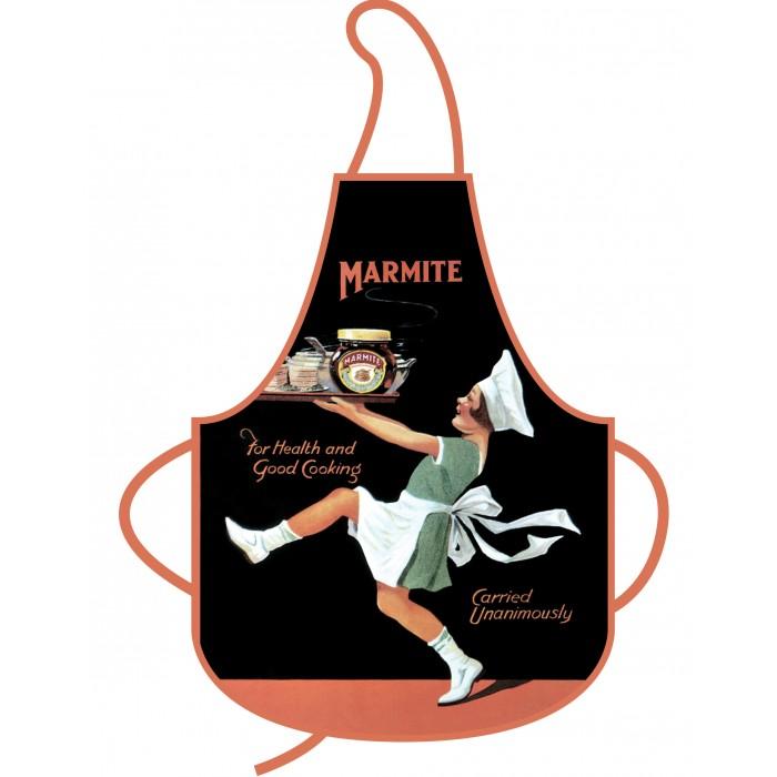 Kuchyňská zástěra Marmite