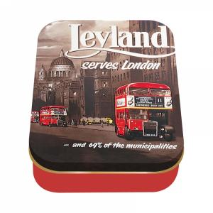 Retro box London - leyland