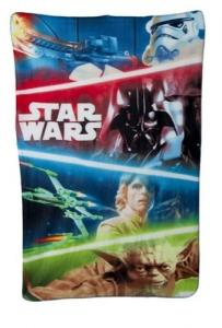 Deka fleece Star wars Characters