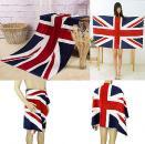 Velká osuška - ručník Union Jack - vlajka Velké Británie